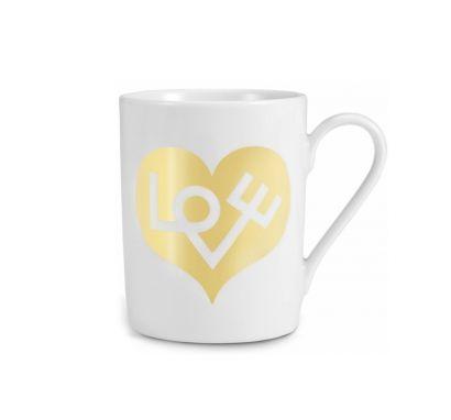 Love Heart Gold