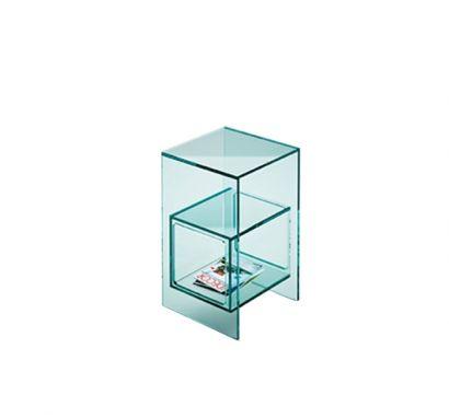 Magique Tavolino Trasparente