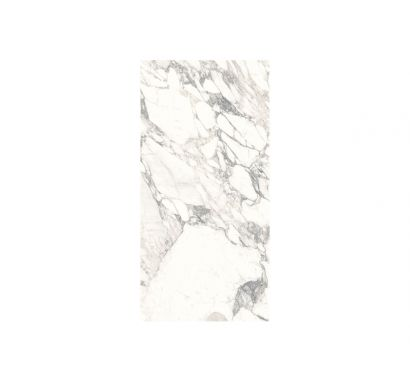 Porcelain Gres with Arabescato Marble Effect