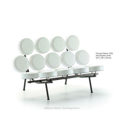Marshmallow Sofa - Miniatures Collection