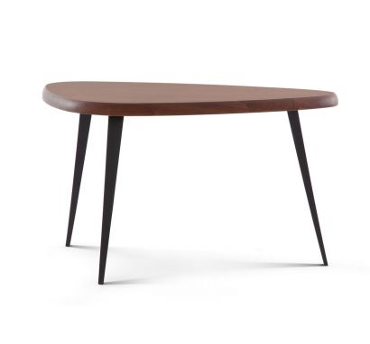 527 Mexique Table - Canaletto Walnut 180
