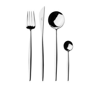 Moon Set 24 Cutlery