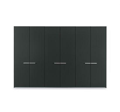 New Entry Wardrobe - Six Doors