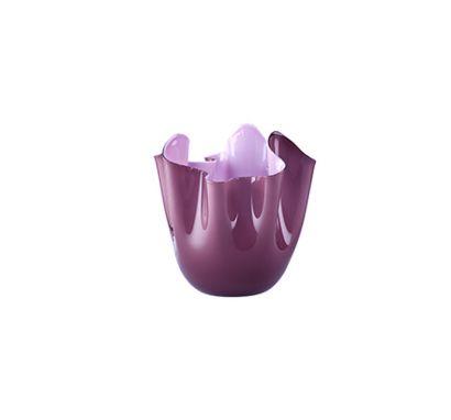 Fazzoletto Opalino Bicolore Small