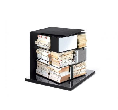 Ptolomeo X4 Short - Swivel Bookshelf H 43
