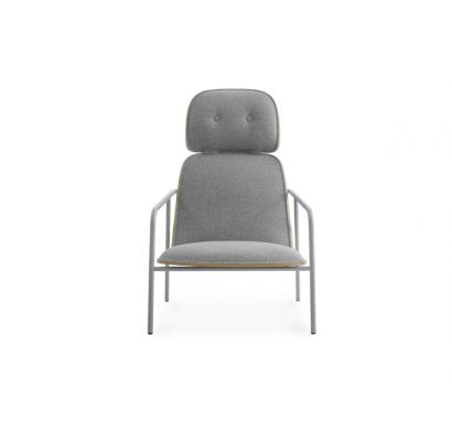 Pad High Backrest Chair