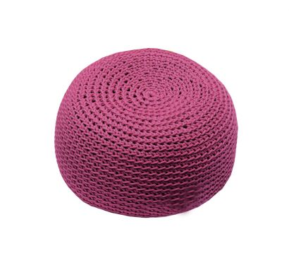 Picot Mini Pouf  Outdoor
