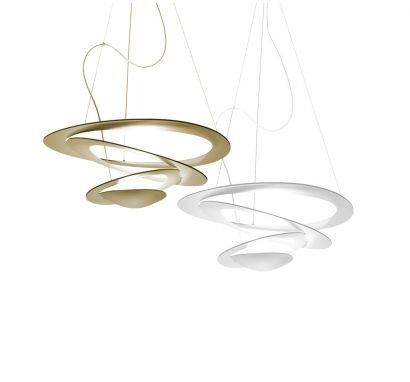 Pirce Mini Suspension Lamp LED - Gold