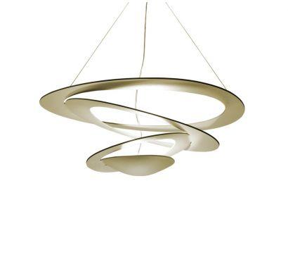Pirce Suspension LED Gold