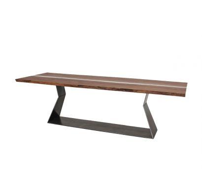 Bedrock Plank C Resin Table Riva 1920