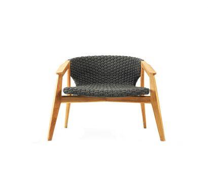 Knit Lounge Armchair