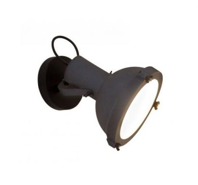 Projecteur 165 Wall Lamp Night Blue