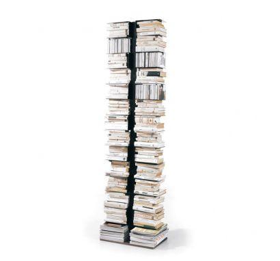Ptolomeo X2 - Swivel Bookshelf H 192