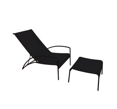 QT Relax Chair with Footrest