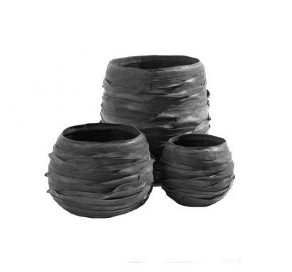 Recycle Vase XL Set of 3 pcs