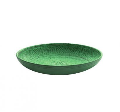 Touch mel - Mono Risottiera Verde L. 33 cm - P. 22 cm