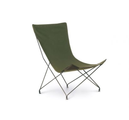 Lawrence Lounge Chair Verde