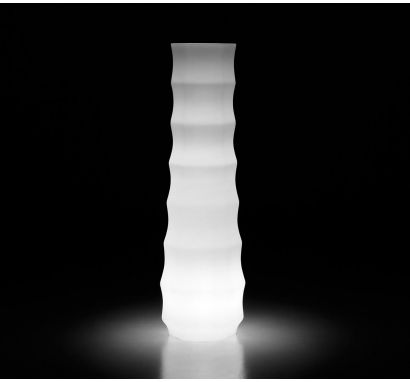 Roo Vase with Light
