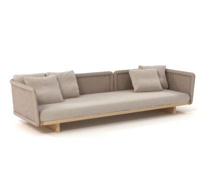 Sabi Three Seater Sofa