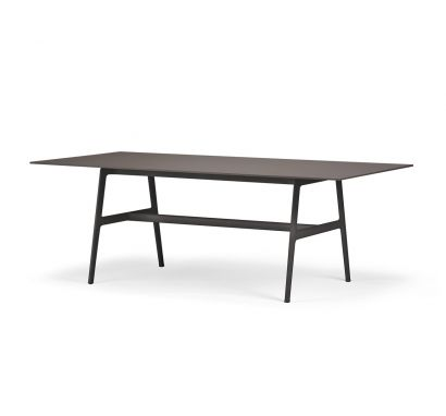 Seax Table 220 Black/Ebony