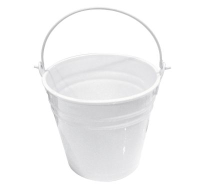 Estetico Quotidiano Bucket in Porcelain
