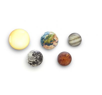 Seletti Solar System Cintres