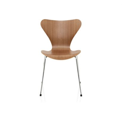 Series 7 ™ Chair Stackable Natural Veneer