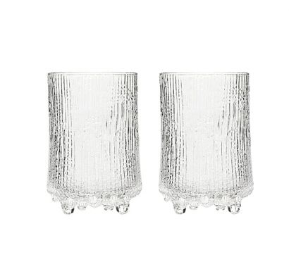 Ultima Thule Set 2 Glasses Whisky / Drink