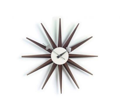Sunburst Clock Noce