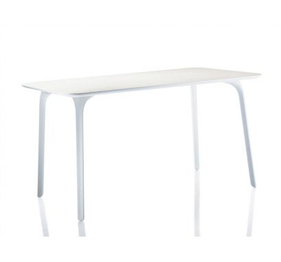 First Table White Rectangular