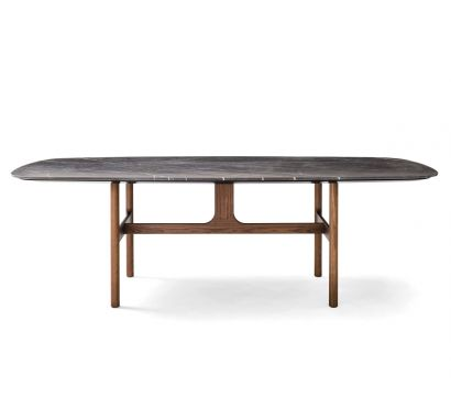 Novamobili Torii Table - Marble Top