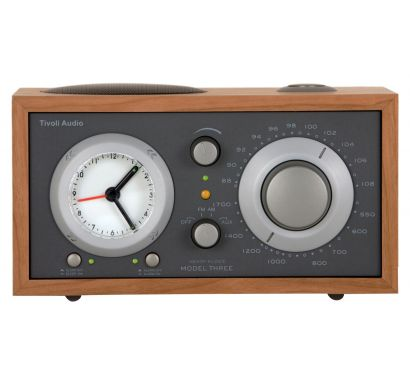 Three Clock Radio