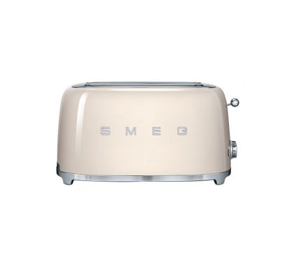 Toaster Grille-pain 4 Tranches '50 Cream