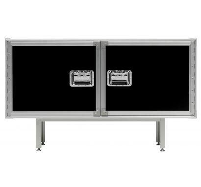 Total 120 Flightcase Cabinet