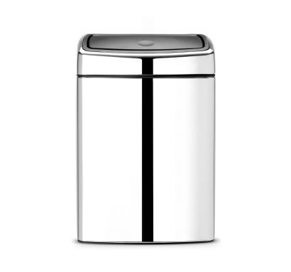 Touch Bin - Raccoglitore Rifiuti 10 litri