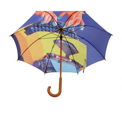 Typewriter Umbrella
