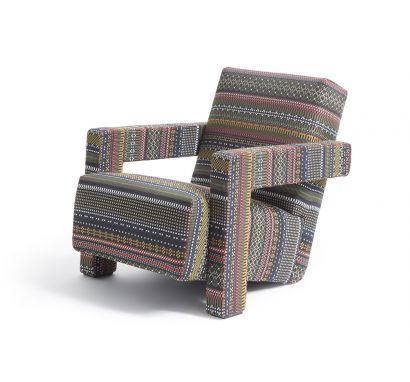 """637 Utrecht """"Point"""" Armchair - Fabric by Paul Smith"""