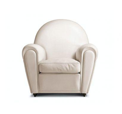 Vanity Fair Armchair - Leather SC 0 Polare