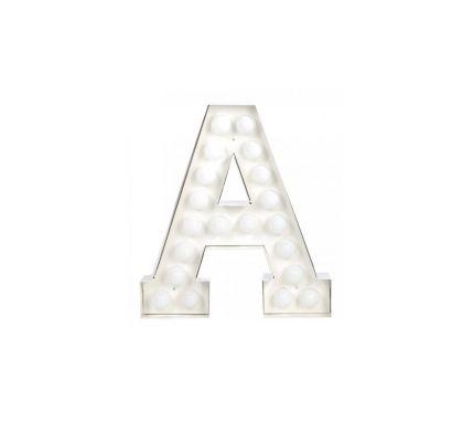 Vegaz Lettera Luminosa - A