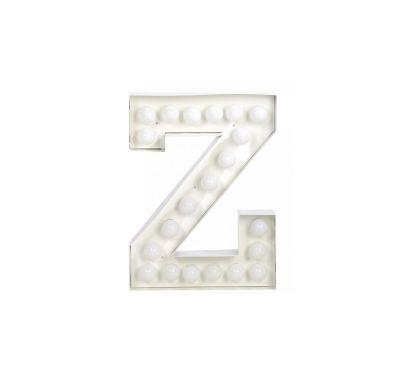 Vegaz Lettera Luminosa - Z