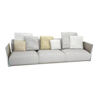 Vulcano Outdoor Modular Sofa - Azalea A34