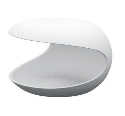 White Shell Tavolino/Comodino