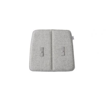 WM String Cushion - Light Grey