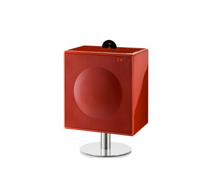 Geneva Sound System Model XL DAB + Wireless Red
