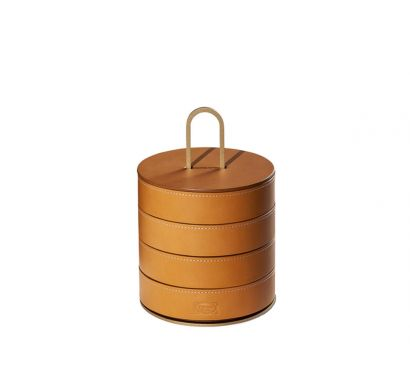 Zhuang Collection - Round Stackable Case