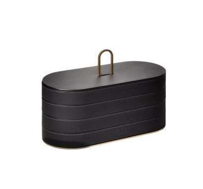 Zhuang Collection - Oval Stackable Case