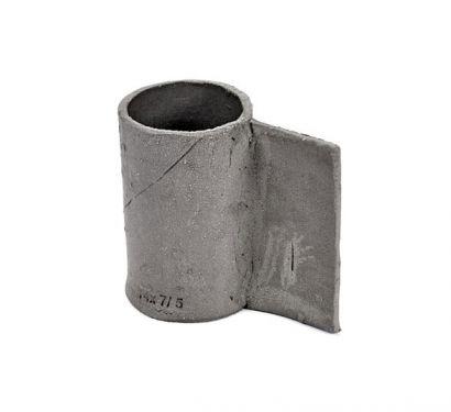 Tazza in Cemento D7 H12 Manico 6 cm