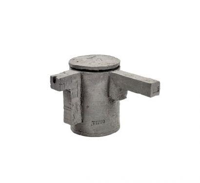 Teiera in Cemento 1 D10 H15 Manico 10 cm