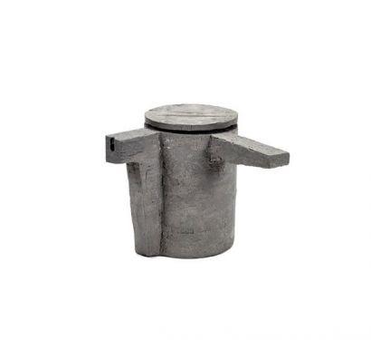 Teiera in Cemento 2 D10 H15 Manico 10 cm