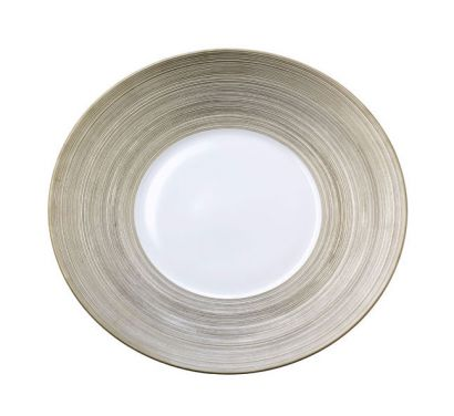 Hémisphère Platinum Piatto da Presentazione Ø 31,5 cm